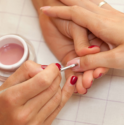 Manicure with Paraffin Treatment